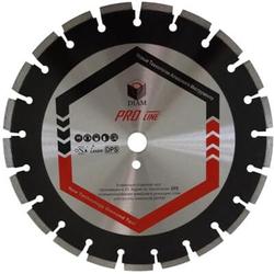 DIAM Асфальт ProLine 030632 1A1RSS алмазный круг для асфальта 450мм Diam По асфальту Алмазные диски