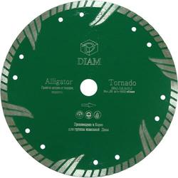 DIAM Alligator 000479 алмазный круг для гранита 230мм Diam По граниту Алмазные диски