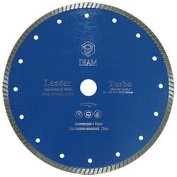 DIAM Turbo Leader 000114 алмазный круг для бетона 115мм Diam По бетону Алмазные диски