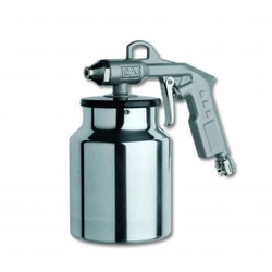 GAV 164A (бс) Пистолет для вязких составов (антикор) GAV Смазка и вязкие жидкости Пневматический
