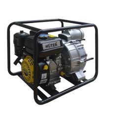 Huter MPD-80 Мотопомпа грязевая бензиновая Huter Бензиновые Мотопомпы