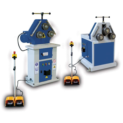Профилегибочная электромеханическая машина серии ПММ ССЗ Профилегибы Трубы, профиль, арматура