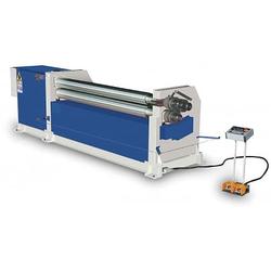 ВЭМ-Т Трёхвалковая листогибочная электромеханическая машина серии ССЗ Электромеханические Вальцы для металла