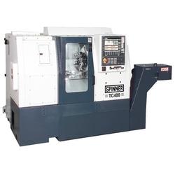 Spinner TC400-42 Токарный обрабатывающий центр Spinner Наклонная станина Станки с ЧПУ