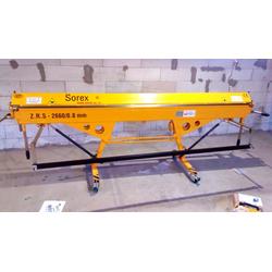 SOREX ZRS-4160-0.8 Листогиб Sorex Ручные Листогибочные прессы